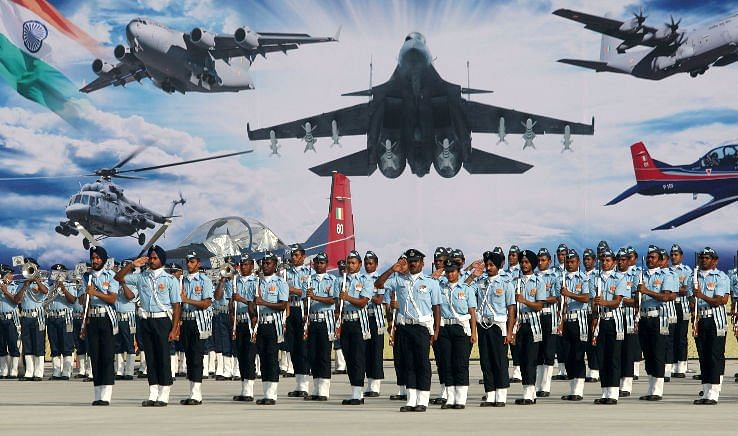 how to join indian air force