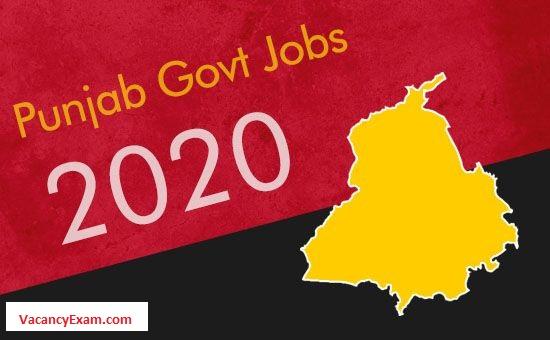 punjab government jobs