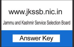 JKSSB Account Assistant Answer Key
