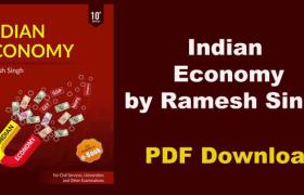 Indian Economy Ramesh Singh PDF