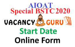 Special BSTC 2020 AIOAT