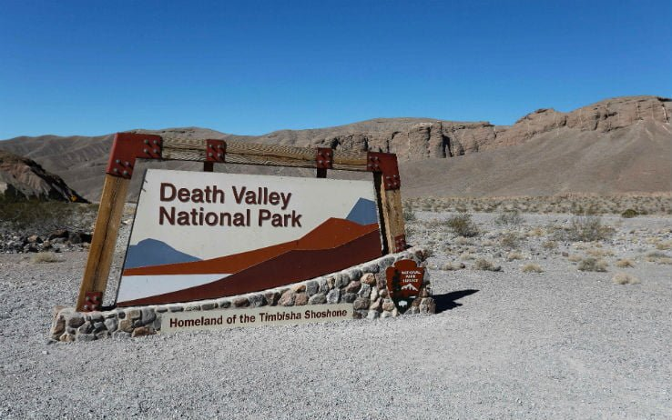 Death Valley o Valle della Morte
