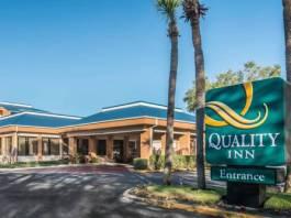 Il Quality Inn, uno dei migliori hotel dove dormire a Orlando