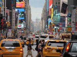 muoversi in macchina a New York