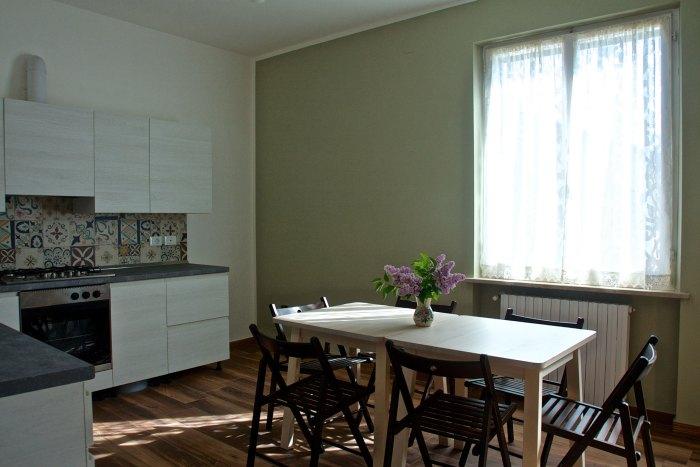 Casa Vacanze Montegridolfo - Cucina
