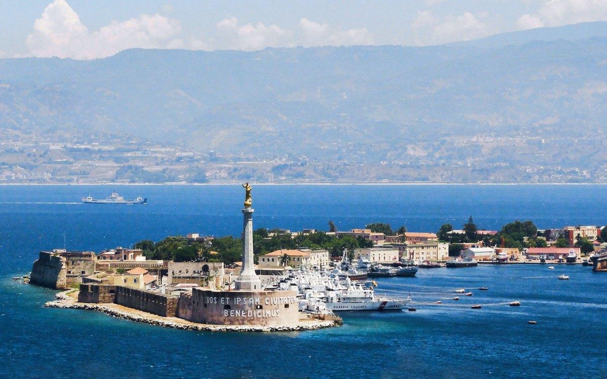Messina vacanze singolari