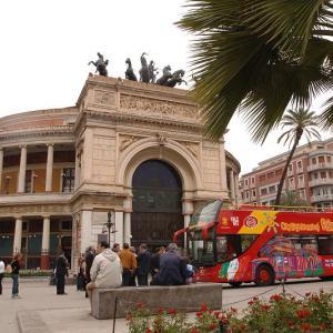 City Sightseeing PALERMO Giro città sali-scendi