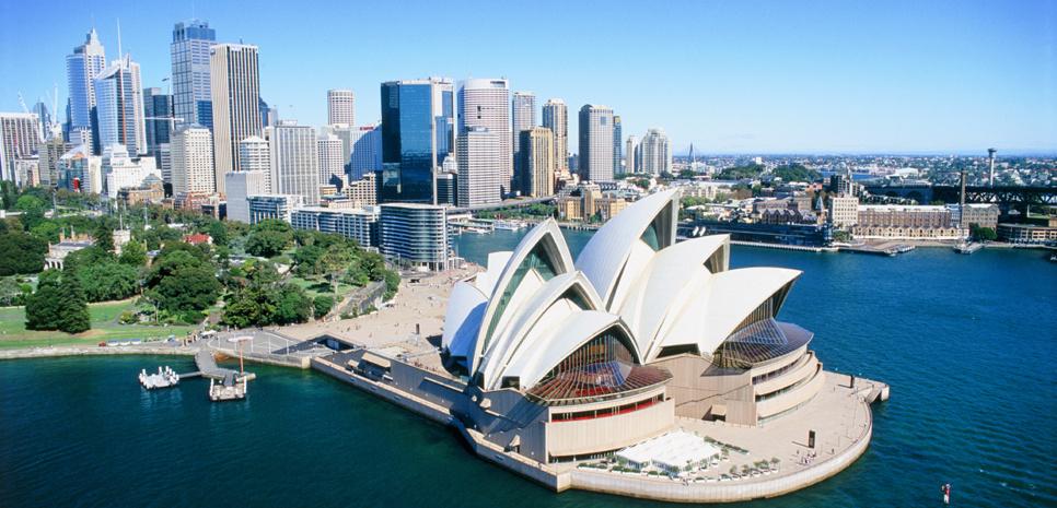 viaggio da sola in Australia