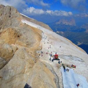 Trekking LAgazuoi Civetta e 5 Torri: all'ombra della Marmolada