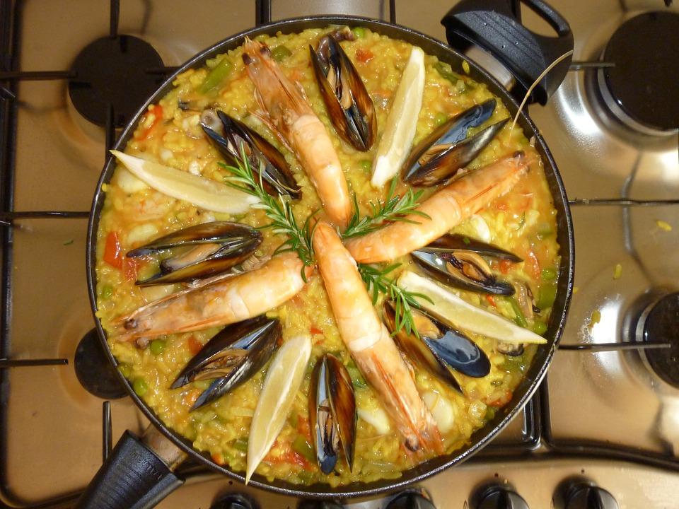 Paese che vai ricetta che provi: la paella, Spagna