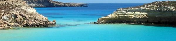 Offerta Lampedusa con volo da Palermo o Catania