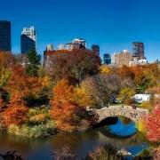autunno a new york vacanze singolari