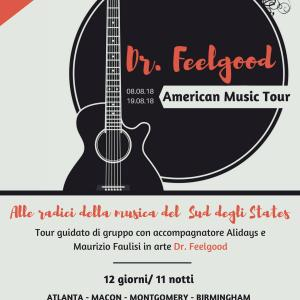 American Music Tour in compagnia di Dr. Feelgood