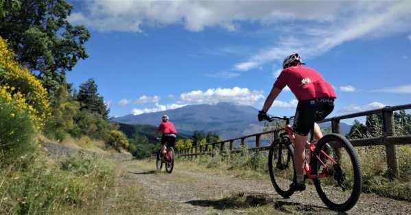 Bike tour in Sicilia