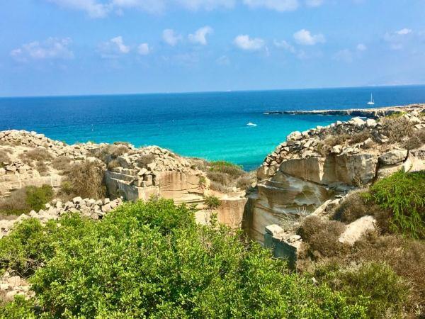 Trekking Egadi e lo Zingaro Tour