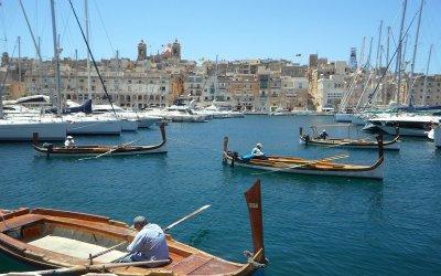 Scopri 6 hotel a 5 stelle per una vacanza da favola a La Valletta, Malta