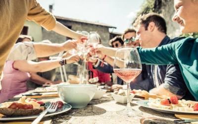 Il turismo enogastronomico è la tendenza anche nel 2018
