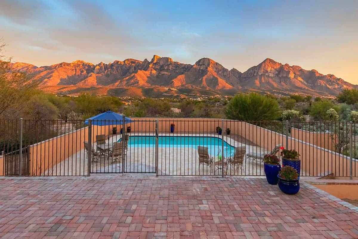 The Ranch Backyard View