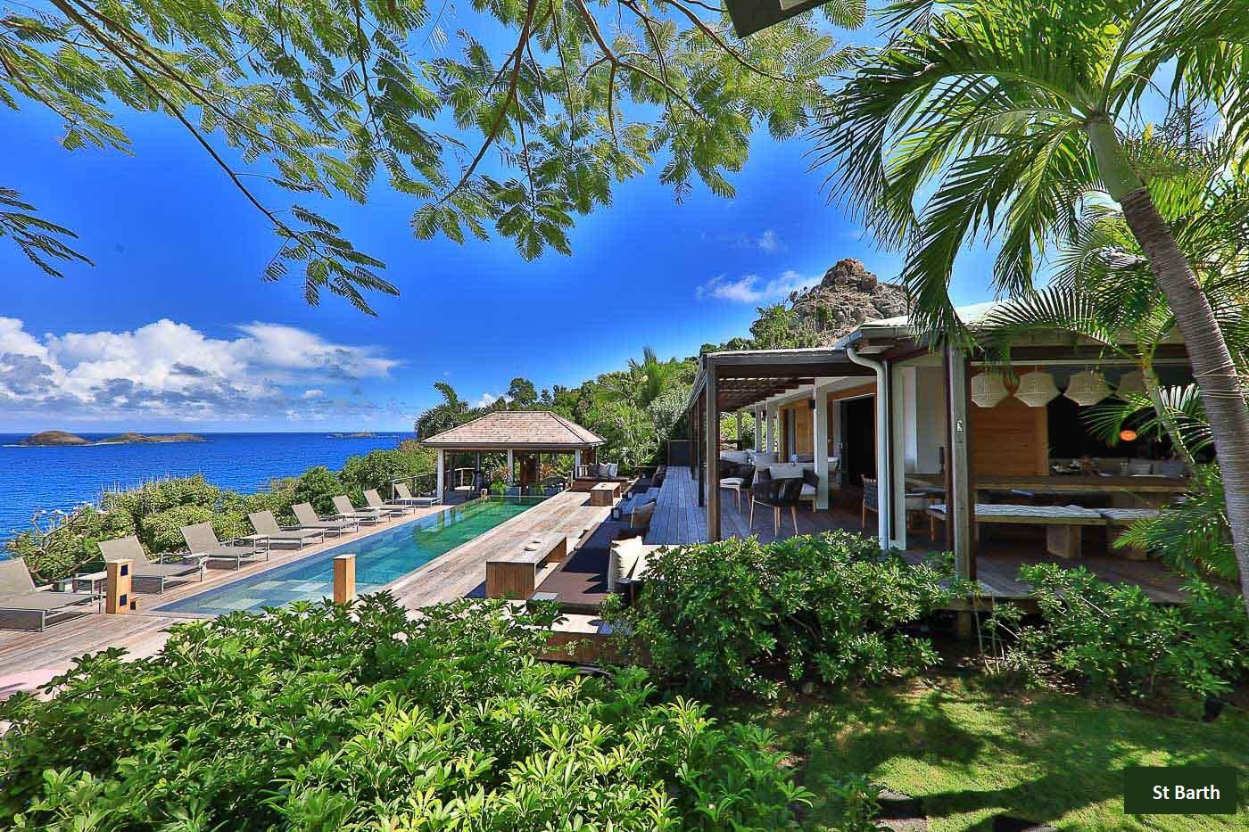 Best Kitchen Gallery: Location Maison Saint Barth Avie Home of St Bart Villa  on rachelxblog.com