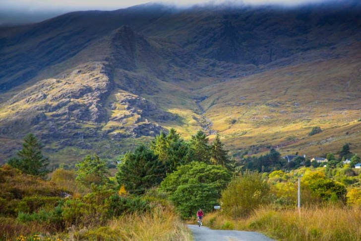 Cycling in Killarney National Park
