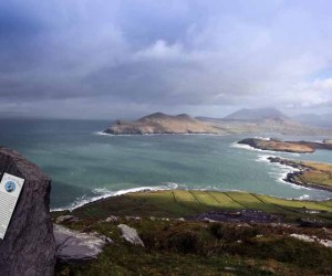 Wild Atlantic Way Ireland Geokaun
