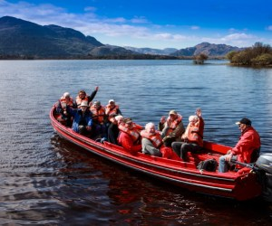 Boating in Killarney