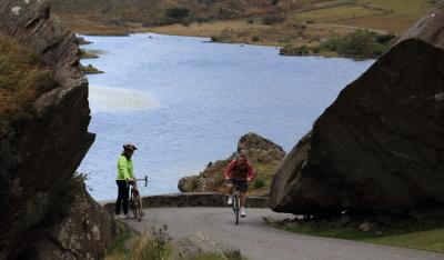 Cycling the Gap of Dunloe