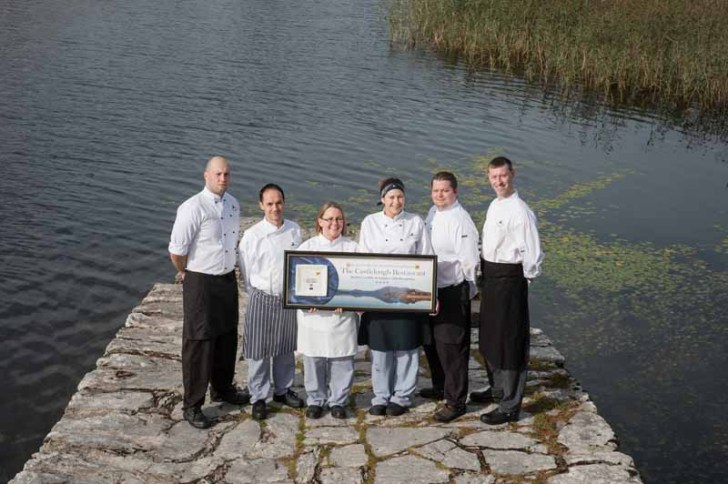 Killarney Restaurant wins Award