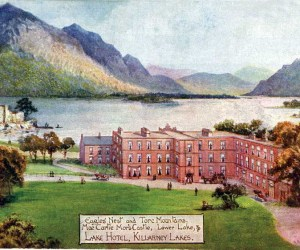 Family Run Hotels Ireland History