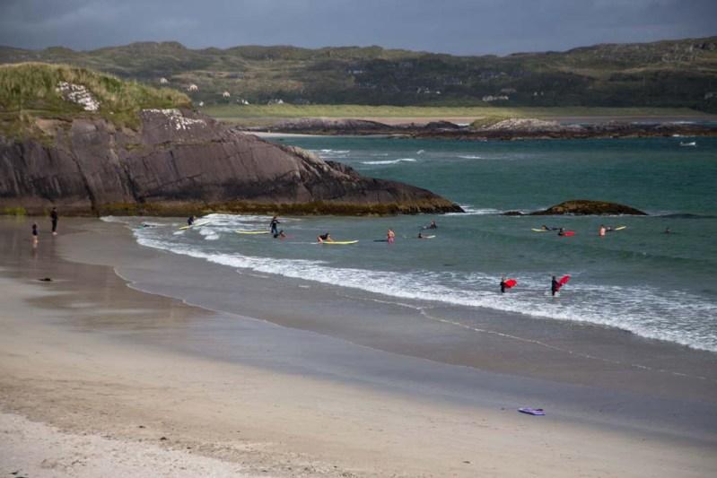 Kids Bodyboarding in Kerry