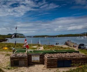 Beach sports in Kerry