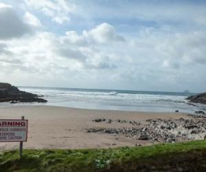 Skellig ring Beach