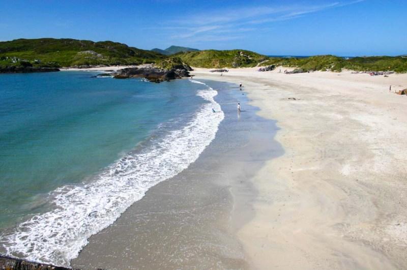 Beaches near Killarney