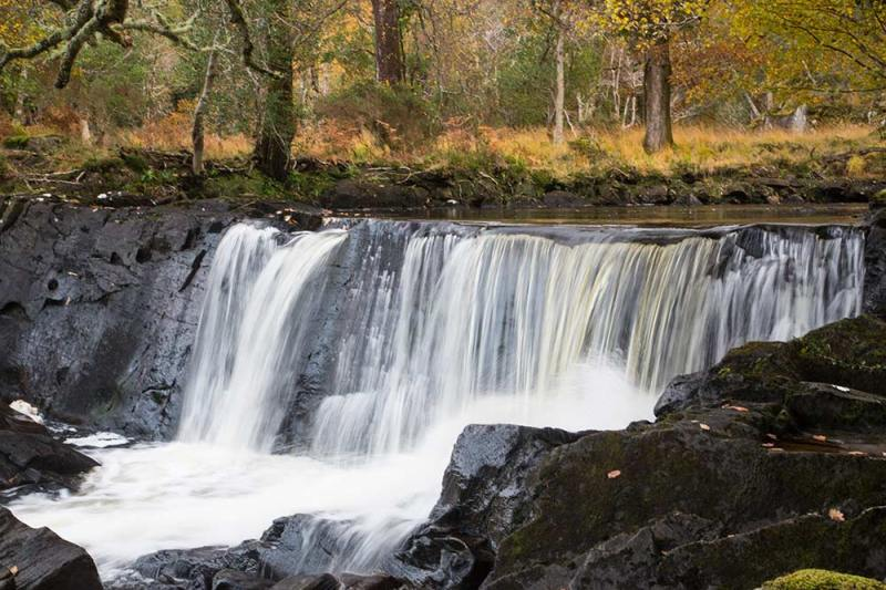 Derrycunnihy Waterfall