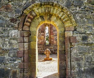 Innisfallen Abbey Killarney