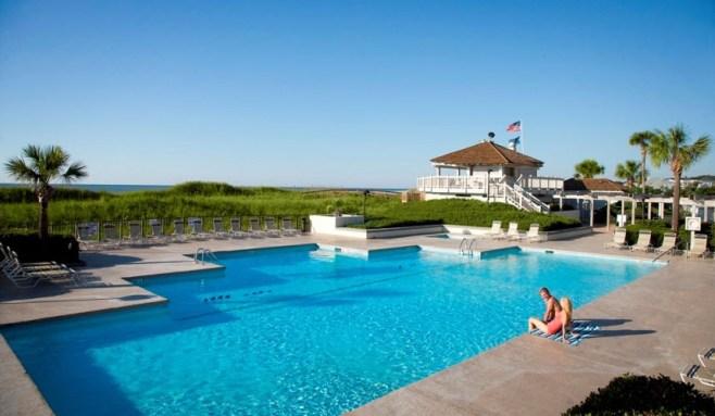 Late Summer Travel, Myrtle Beach Ocean Creek Resort