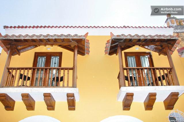 Moneda Apartments: Old City Cartagena, Colombia