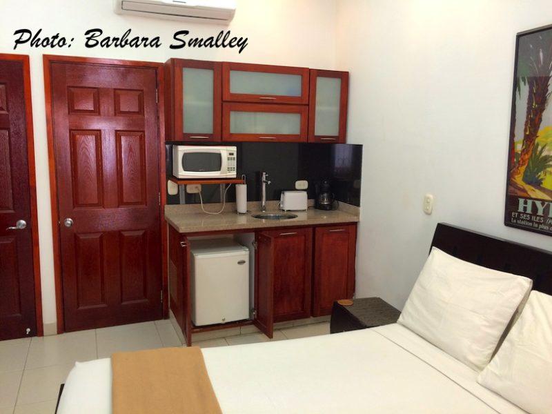 Moneda Apartments, studio, Cartagena, Colombia
