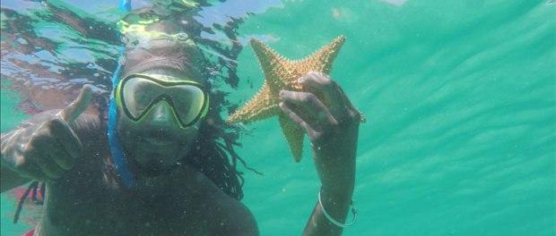 snorkeling spots in Aruba