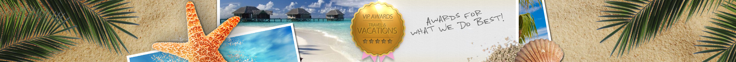 VIP Vacations Awarded with Palace Resorts Golden Crown Award