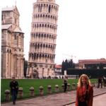 Leaning Tower of Pisa in Italy, VIP Vacations, Been there done that, Jennifer Doncsecz