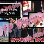 Collage C Save the Date