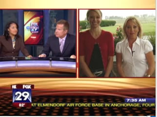 Jennifer Doncsecz, Travel Expert for Fox News in Philadelphia offers viewers travel tips on airfare.