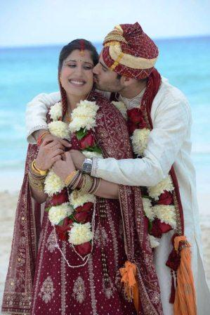 Destination Wedding, Indian wedding, Beach Palace, Bhatia, Thakrar