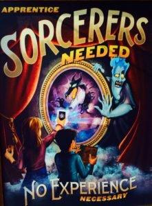 Sorcerers of the Magic Kingdom