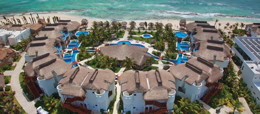 El Dorado Casitas Royale Riviera Maya Mexico Honeymoon Vacations International