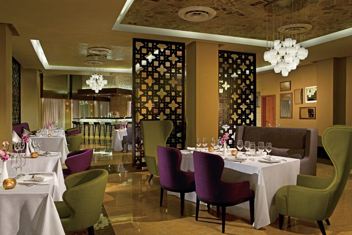 Coquette – French cuisine.
