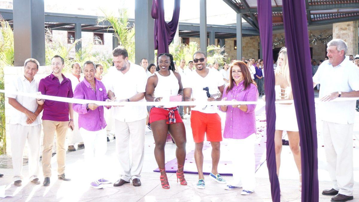 Breathless Rivera Cancun Opening Day
