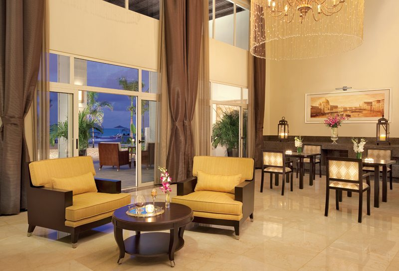 The Preferred Club lobby offers private concierge service and private check-in and check-out.