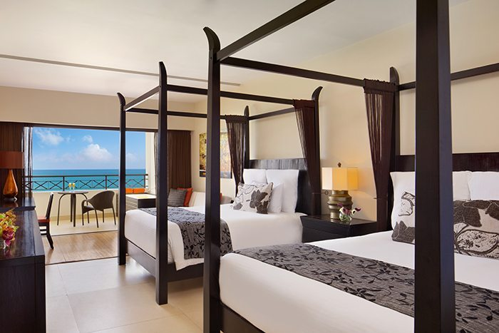 Preferred Club Junior Suite Ocean View Doubles